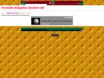 Åkes första hemsida