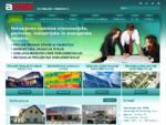 Arhitekturni biro - Projektiranje stanovanjskih, poslovnih, industrijskih, energetskih objektov i