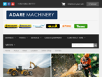 Adare Machinery New Holland Dealers New Holland Tractors and Machinery