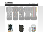 AddBaby develop products with a simple and clean design with smart features that help families in th