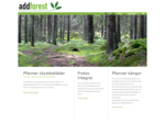 addforest Home