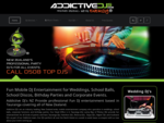 Addictive DJs, Mobile DJ Entertainment, Tauranga wedding DJ