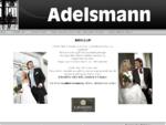 Bryllup - Klær til brudgom, forlover og brudesvenn hos Adelsmann. Hvorfor leie n