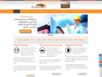 Plan Printing - Document Scanning - Digital Printing