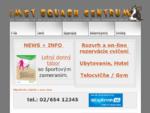Squash, Cvičenia, Sauna, Masáže - IMET Squash Centrum, Bratislava