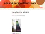 adesivi-personalizzati.com