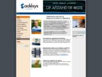 Adesys BV Voor telemetrie systemen, telefonische alarmering en modems. Ook voor maatwerk elektron