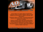 AD Graphics - reklamy - naklejki tuningowe