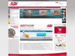 ADI Global Distribution - Váš dodávateľ bezpečnostných a slaboprúdových systémov