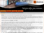 adizainas - Interjero dizainas Interjeras
