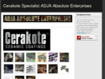 Cerakote Specialist ADJA Absolute Enterprises