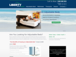 Liberty Health Care | Electric Adjustable Beds | Mobility ProductsLiberty Health Care | Adjustabl