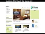 ARREDAMENTI DE LUCA - Arredamenti e forniture per alberghi, chiesa e comunità