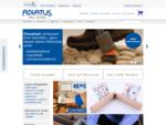 Startseite ADLATUS Online Shop mit Alltagshilfen