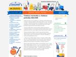 Čistiaca technika a čistiace potreby, čistiace prostriedky a pomôcky z ponuky ADLERR sú výhradne pr
