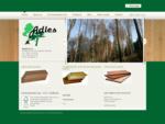 Proizvodnja lepljenih plošč in visoko kvalitetnih polizdelkov iz lesa