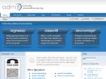 Økonomi, IKT og Forretningsutvikling - Admit