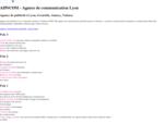 Agence communication Lyon, Grenoble - Adncom conseil communication Lyon, Grenoble - Agence de ..