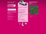 Aide à domicile Doubs, Besanà§on Valdahon Baume-les-Dames | A'DOM Services