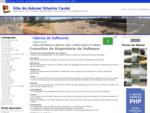 Site do Adonai Silveira Canêz - Genealogia, GPS, Trekking, Montain Bike, Programação e Tecnologi