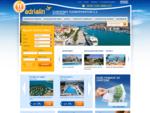 Dovolenka v Chorvátsku s ADRIALINOM apartmány Dovolenkové domy Hotely