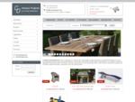 Horeca Projects levert kwaliteitsvol horeca meubilair voor tuin, zwembad, terras, strand, wellne