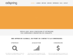 Adspring - Agence de Publicité Digitale (SEA, Display, Social Ads)