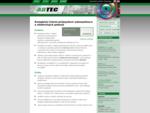 ADTEC s. r. o. - Elektrické pohony, průmyslová automatizace a výkonová elektronika Siemens AG.
