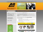 Brúsenie, rezanie, leštenie, tlakové otryskávanie - Adtrade