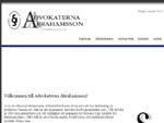 Advokaterna Abrahamsson i Norrkouml;ping AB