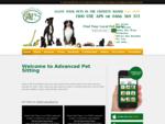 Pet Sitting, Dog Walking Dog Wash - Brisbane - Advanced Pet Sitting