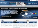 Soluzioni E-commerce | Realizzazione Siti E-commerce | Negozio in linea