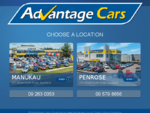 Advantage Cars - Used Car Dealer, Auckland