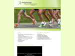 Advantage Physiotherapy Registered Physiotherapist, Sports Injuries, Wellness Clinic Milton, Onta