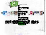 Reklama, webdesign, grafické návrhy ...