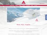 strona główna - Adventure Skiing