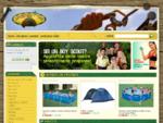 Adventure Time - Vendita di Tende da campeggio, Piscine, Fitness, Trekking, Scout, Articoli da