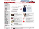 Gratis Adverteren op Internet | Advertentie Plaatsen in Belgie