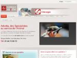 Clinique Advetia - Paris - Accueil