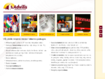 Advilio reklamos miestas