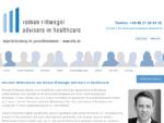 Roman Rittweger Advisors in Healthcare - Expertenberatung im Gesundheitswesen