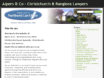 Alpers Co – Christchurch Rangiora Lawyers