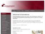 Velkommen til Advokatforum - Advokatforum DA