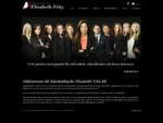 Advokatbyrån Elisabeth Fritz AB – Brottmål Rättshjälp