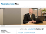Advokatkontoret Moa i Ålesund