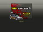 www. adw-auto. pl | ADW AUTO SZCZECIN | INTRO - opony, oleje, felgi, mechanika samochodowa w .