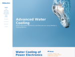 Adwatec offers reliable water cooling for power electronics. With our expertise we can find solutio