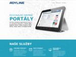 Reklamná agentúra, prevádzkovanie regionálnych firemných portálov, tvorba web stránok.