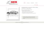 Autoekspertide Büroo | Avaleht