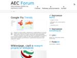 Strona poświęcona pozycjonowaniu i optymalizacji w sieci, nowinkom internetowym i krytycznemu spojr